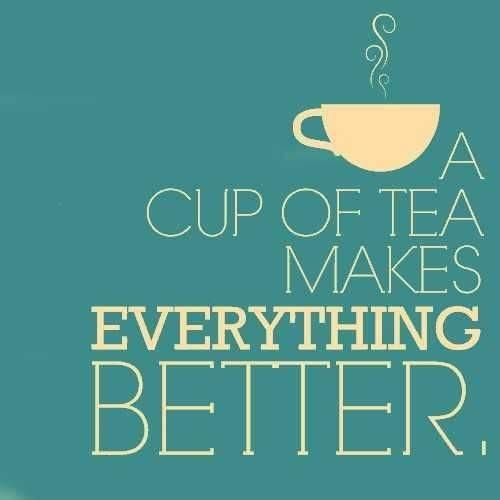 10 Tea Quotes and Wishes You\'ll Simply Love to Share - Tealovers.com
