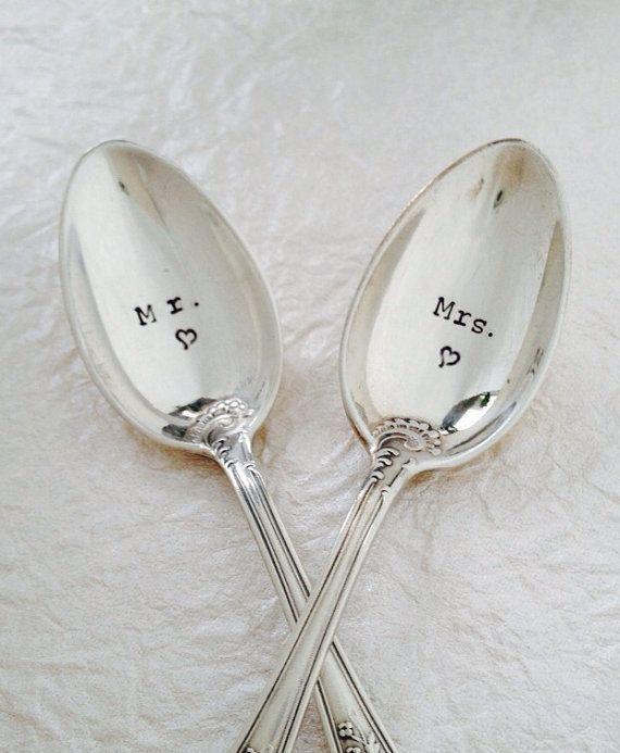 10 Engraved Teaspoon Ideas You'll Simply Love