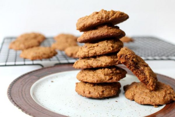 Cardamom Ginger Biscuits