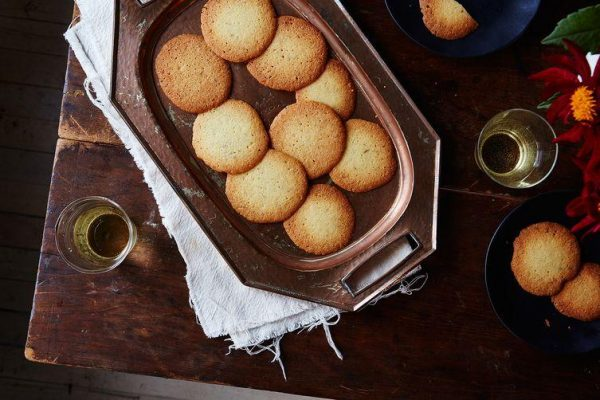 Spanish Butter Cookies