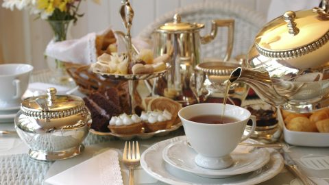 What you need to know about British tea?