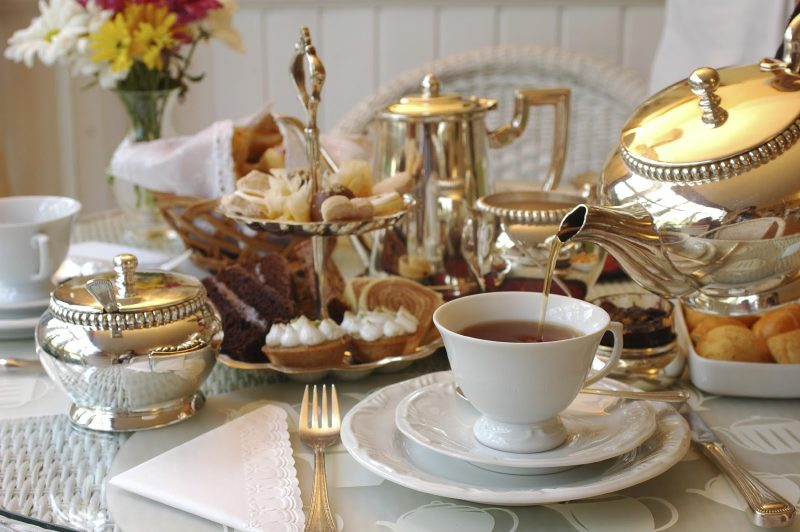 All about British Tea