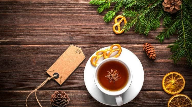 8 Winter Teas to Keep You Warm, Healthy and Cosy